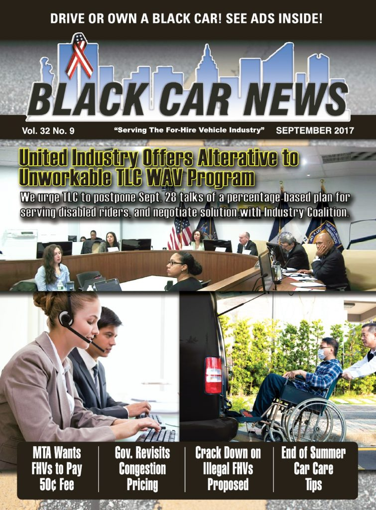 Black Car News - 201709