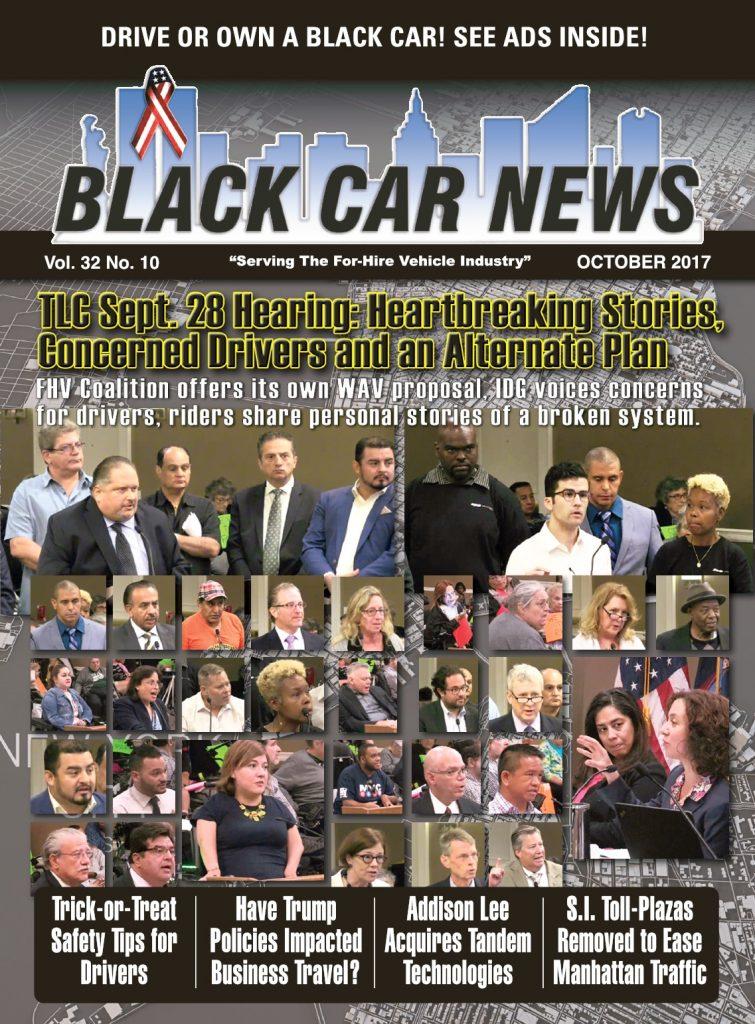 Black Car News - 201710
