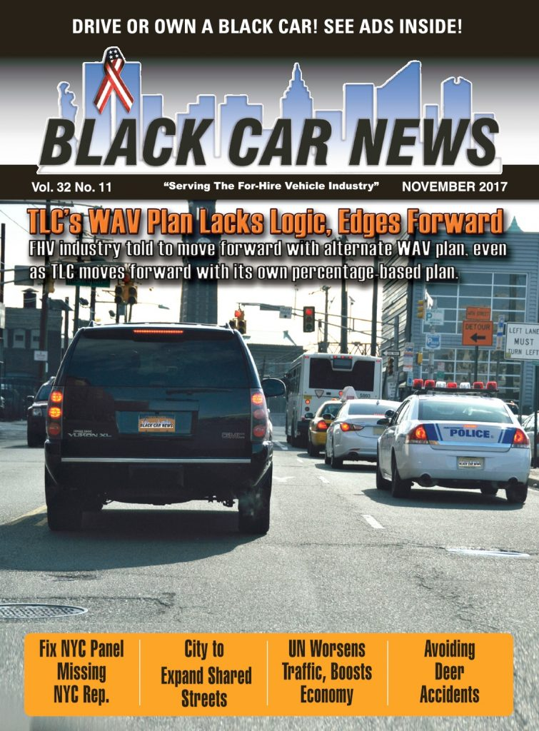 Black Car News - 201711