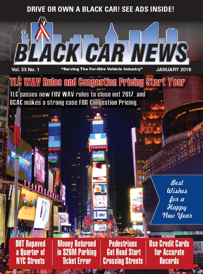 Black Car News - 201801