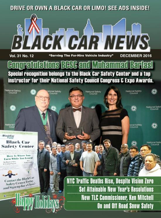 Black Car News - December 2016