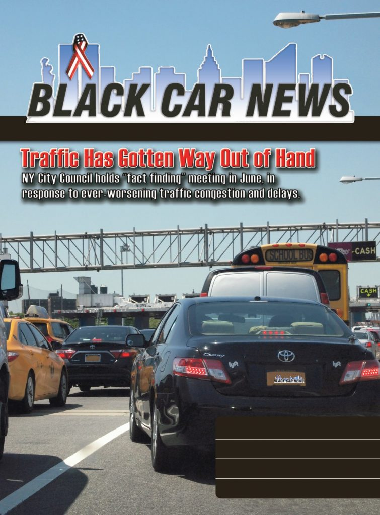 Black Car News July 2017