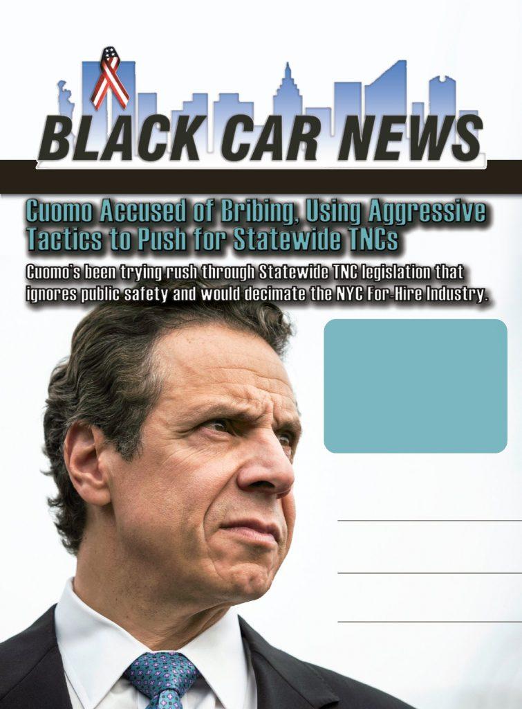 Black Car News - January 2017