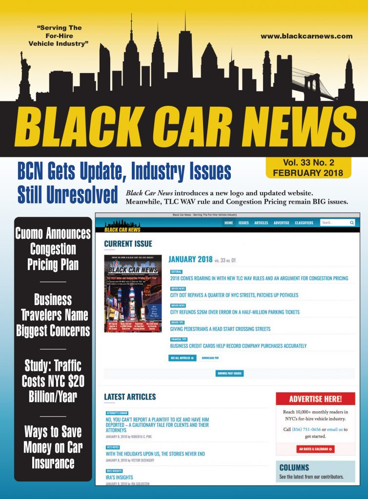 Black-Car-News-February-2018