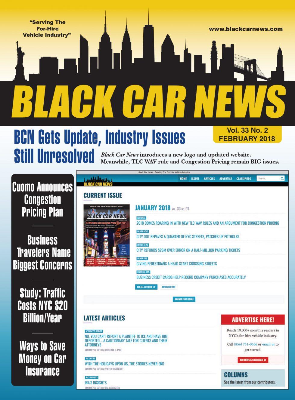 Black-Car-News-February-2018
