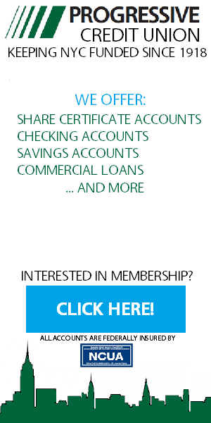 PROGRESSIVE CREDIT UNION Membership