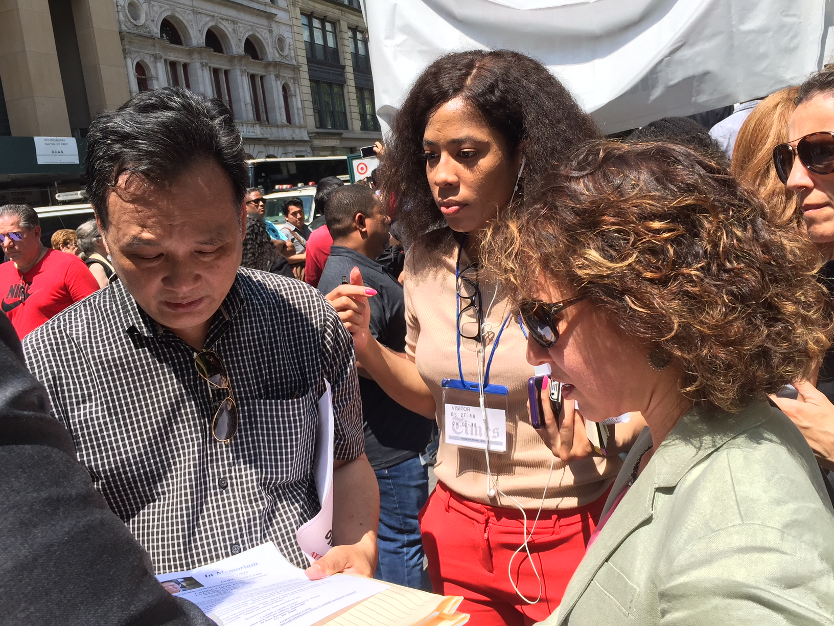 Chairwoman-Joshi-consoles-Richard-Chow-brother-of-Kenny-Chow.-Photo-credit-Dave-Pollack