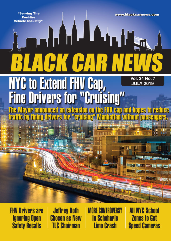 Black Car News Issues Archive