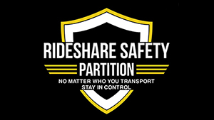 Rideshare Safety Partitions